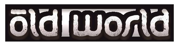 old world game logo